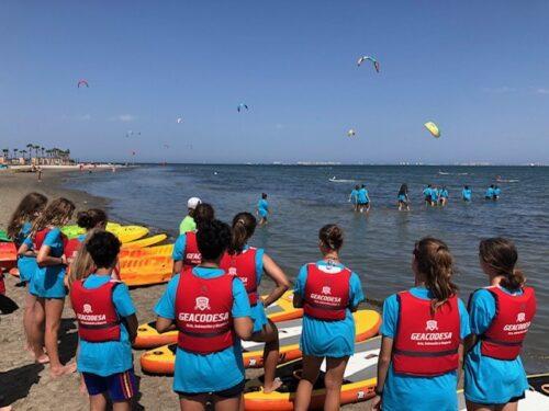 Sport Summer Camp – Campamento Multideporte Inglés