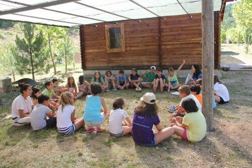 Alto Tajo Summer Camp