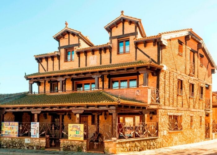 Vacaciones familiares en Segovia