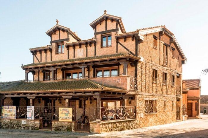 Campamento +18 años en Segovia