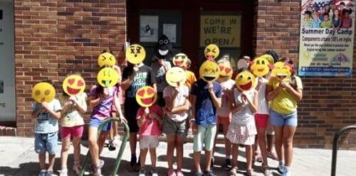 Campamento urbano 100% en inglés Kids English Club