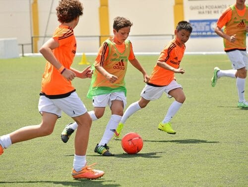 Summer Camp Vicente del Bosque Madrid