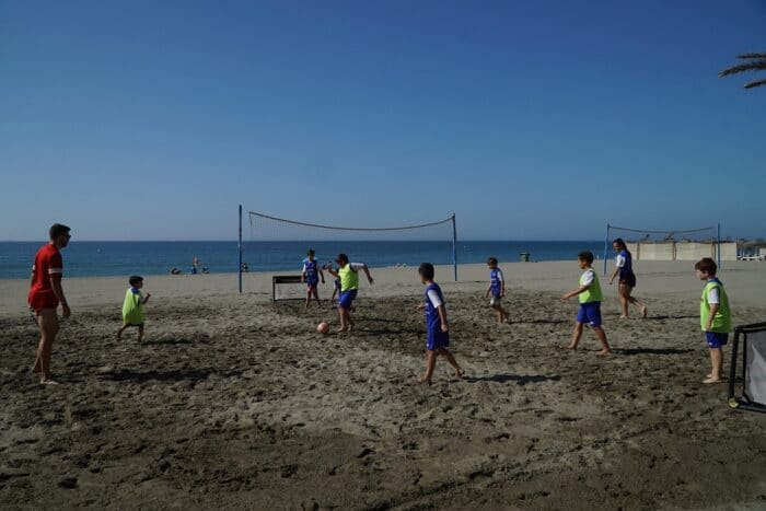 Summer Camp Vicente del Bosque Estepona