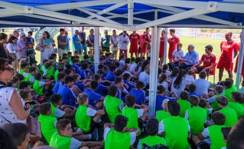 Summer Camp Vicente del Bosque Mallorca