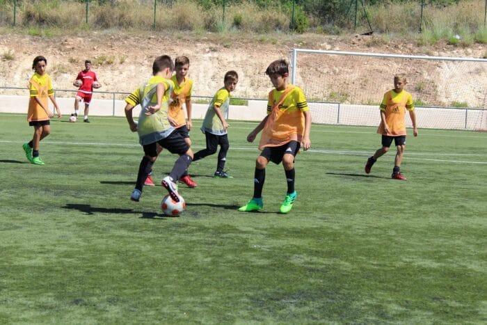 Summer Camp Vicente del Bosque Calanda