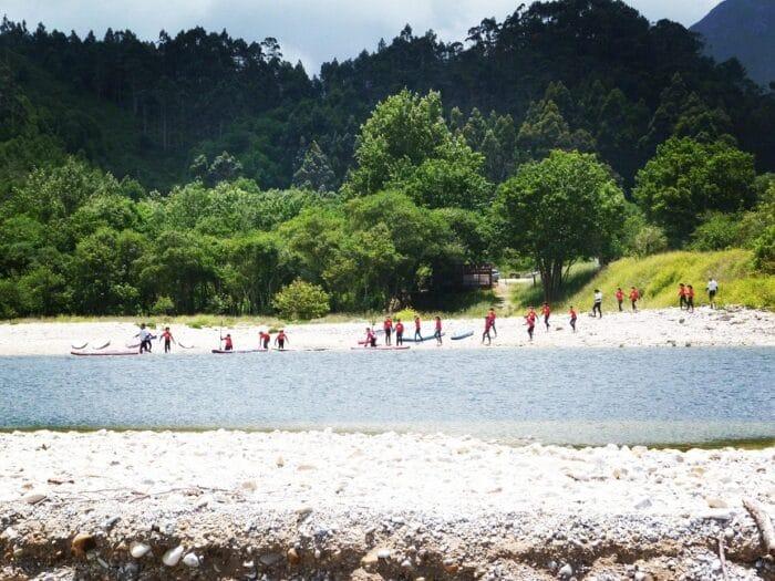 Campamento de Surf Juvenil