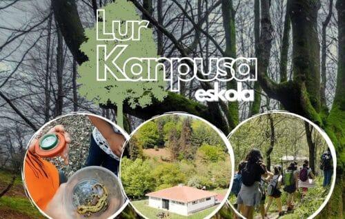 Campamento medioambiental