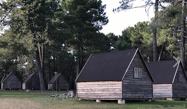 Campamento Multiaventura en Albacete