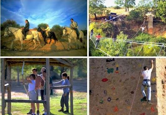 Campamento Aventura en Gredos